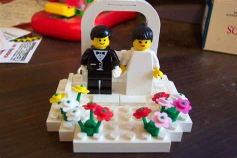 Hochzeitstorte Lego by Wedding Cake Lego