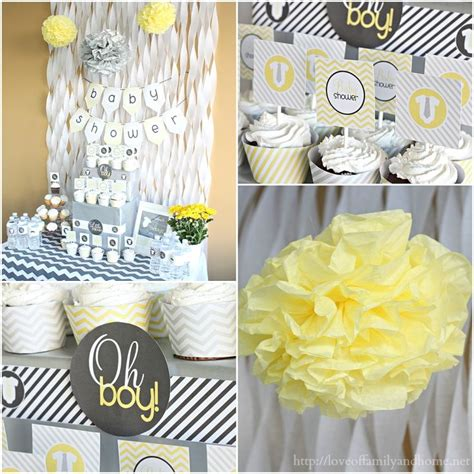 Yellow Themed Baby Shower by Best 25 Yellow Baby Showers Ideas On Yellow
