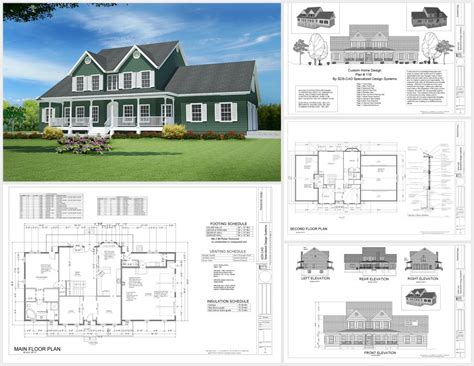 ad house plans cheap house designs cottage house plans cheap house