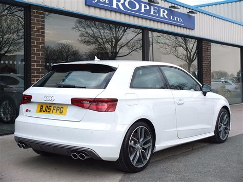 White S3 Audi by Used Audi S3 2 0t 300ps Quattro 3 Door For Sale In