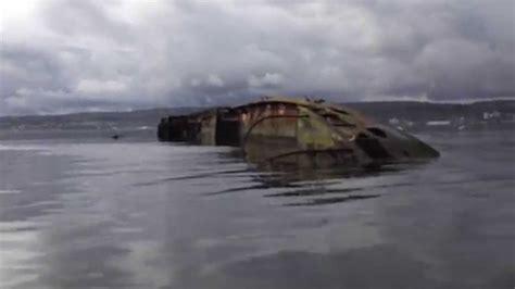sunken river boats captayannis quot sunken sugar boat quot youtube