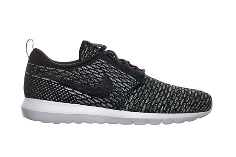Sepatu Nike Roshe Run Flayknit nike flyknit roshe run nm black black nikerunning