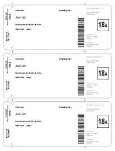use this template to make airplane tickets to play quot vacation quot each kid gets a ticket then