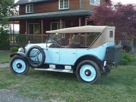 Russel Kb200 1924 other gardner touring car for sale iowa