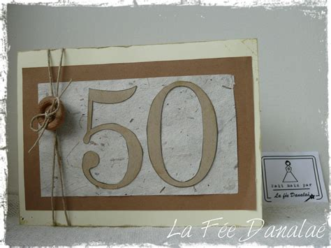 carte invitation anniversaire 50 ans carte invitation