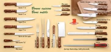 bonne cuisine bons outils coutelier charles couttier