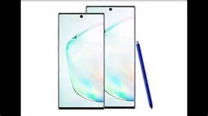 samsung galaxy note 10 series launched check price specification features