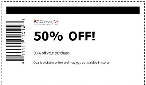overstock coupons promo codes april 2015