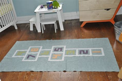 diy nursery rug hopscotch nursery rug diy franklin goose