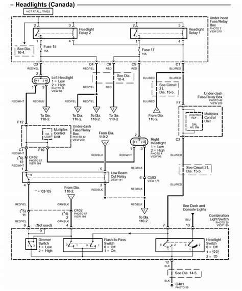 honda element wiring diagram electrical diagram 2006 honda element headl 46 wiring