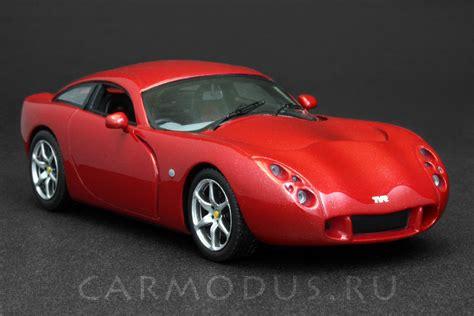 Tvr Tuscan R Tvr Tuscan R 2001 Spark 1 43 масштабная модель суперкара