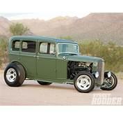 1932 Ford Sedan  Hot Rod Network