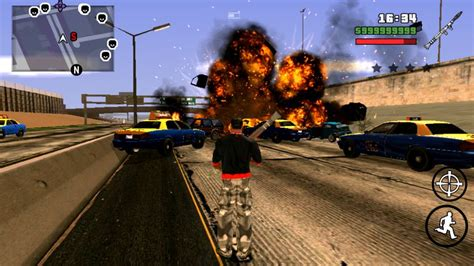 apk san andreas gta san andreas for android free apk data mobile entertainment