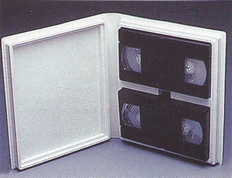 cassette pvc boitier cassette vid 233 o pvc inject 233 pm 205x125 noir les 10