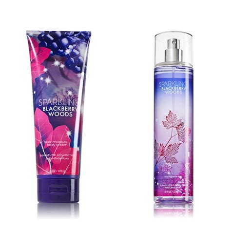 bath and body works bath body works sparkling blackberry woods musings of