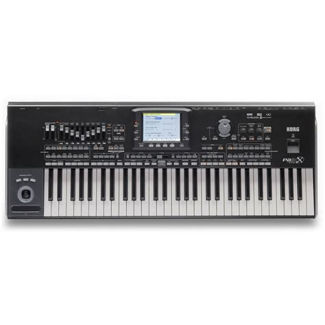 Update Keyboard Korg korg pa3x professional arranger workstation pa3x61 b h photo