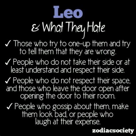 Zodiac Sign Leo Quotes