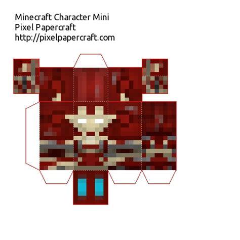 Iron Papercraft - papercraft mini iron 42 armor