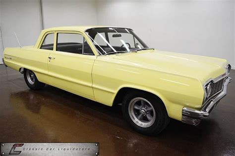 1964 chevrolet biscayne 1964 chevrolet biscayne classic car liquidators in