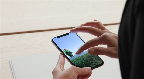 the iphone x display has problems with low temperatures gizchina