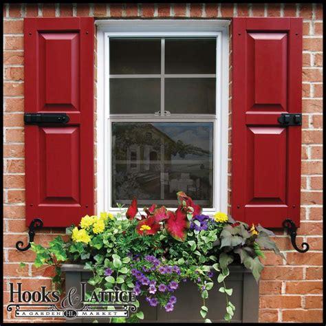 decorative for homes window shutters exterior shutters hooks lattice