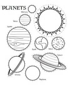 Coloring Pages Of Planets  Coloring  Part 2