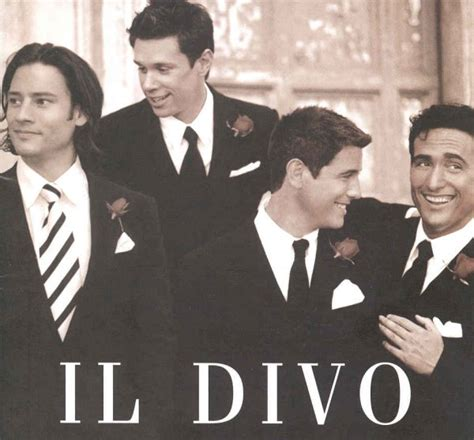 il divo the you i believe in you je crois en toi