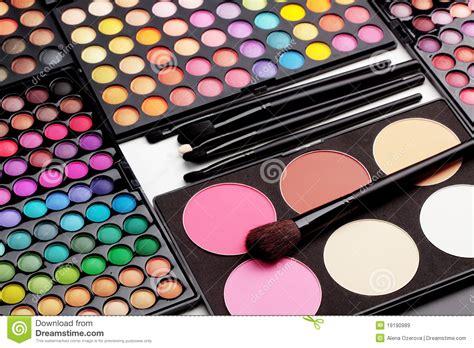 Makeup Makeover Palette make up palette stock image image of eyeshadow colour