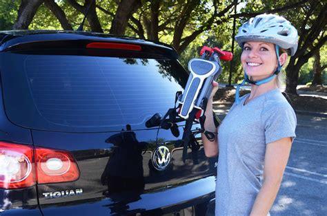 Allen Bike Rack Fit List by Allen Sports Al02 Bike Rack Bicycle Rack Review