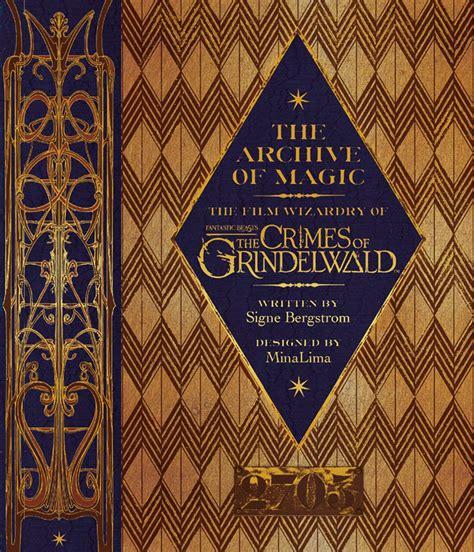 0008204659 the archive of magic the the archive of magic the film wizardry of fantastic