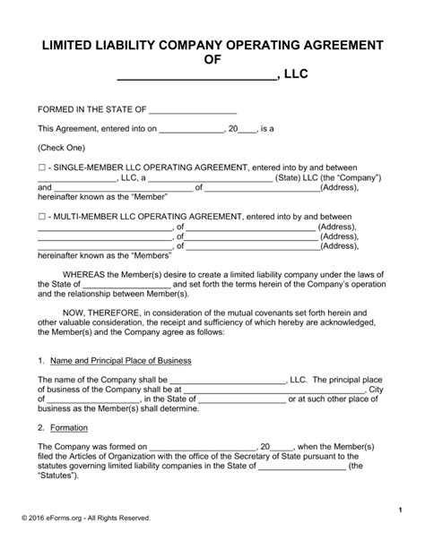Doc 460595 Bylaws Templates Not For Profit Corporation Free Llc Operating Agreement Pdf Word Company Bylaws Template Free