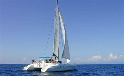 catamaran brands choosing between different charter catamarans types and