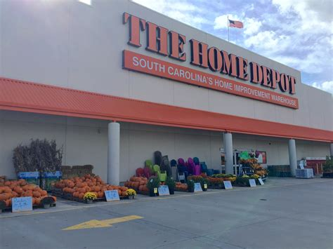the home depot myrtle sc company profile