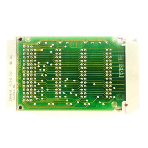 siemens 6fx1818 1bx02 3a e prom module cnc parts dept inc