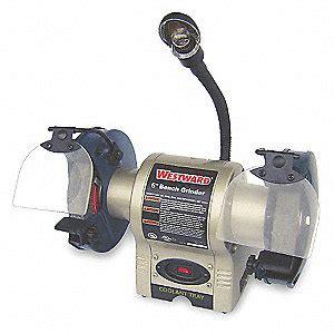 grainger bench grinder westward bench grinder 6 quot 3450 rpm 1 3 hp 1kel8 1kel8