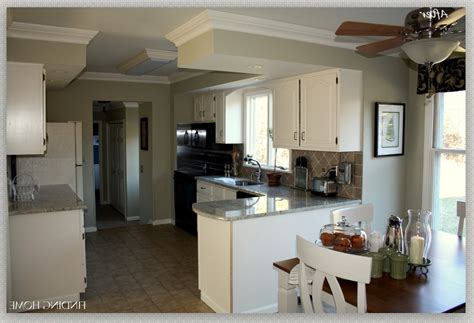paint color for kitchen walls with white cabinets home combo
