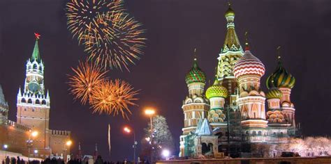 russian new year new year in moscow 9 day tour on the go tours