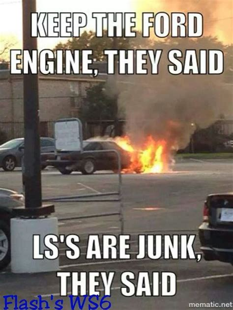 Ls Memes - you may be sick of them but there s a reason ls swaps are