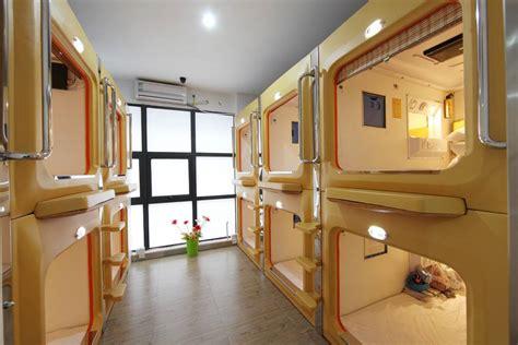 Mini Telephone Intl pefect capsule mini bed room sleep box for hotel equipment