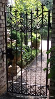 Decorative Iron Gates by Iron Gates Ornamental Iron Gates Designs