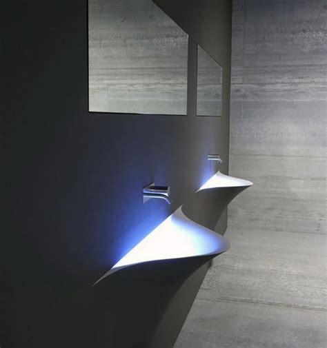 Futuristic L by Vasque Design Ou L Ameublement Salle De Bain Original