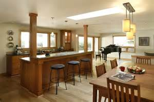 kitchen island column pictures with columns load bearing land