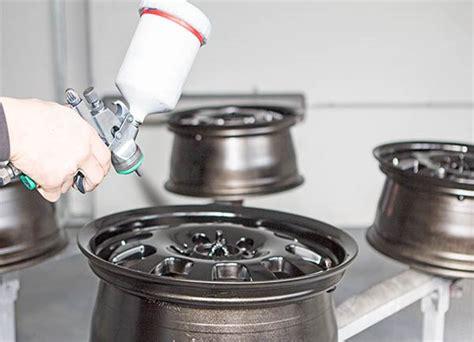 Felgen Lackierung Reparatur by Smartpaint Felgenlackierung Reparatur