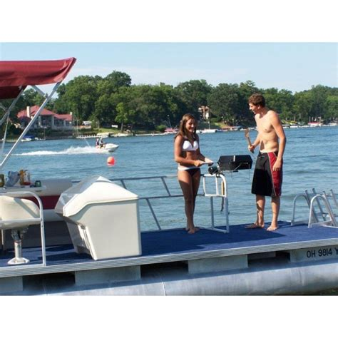 gas grill for boat portable marine gas bbq grill