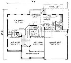 house plan 45416 at familyhomeplans com craftsman house floor plans photos