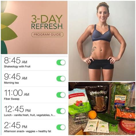 7 Day Detox Beachbody by 223 Best Beachbody 21 Day Fix Meals Images On