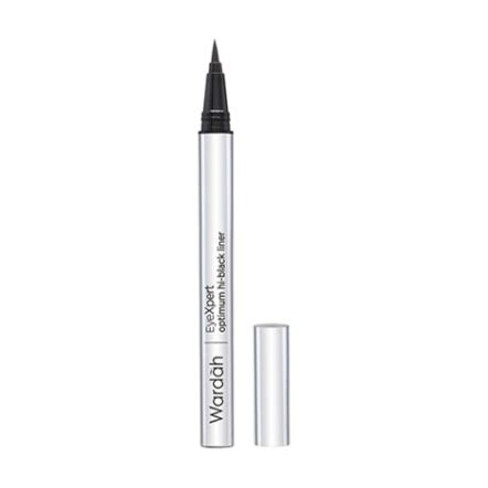 Wardah Eyexpert Optimum Hi review wardah optimum hi black liner journal by