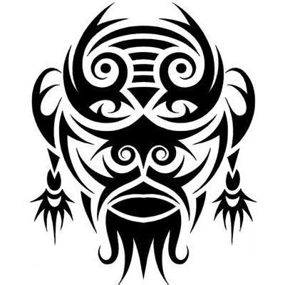 12 tribal warrior tattoos only tribal