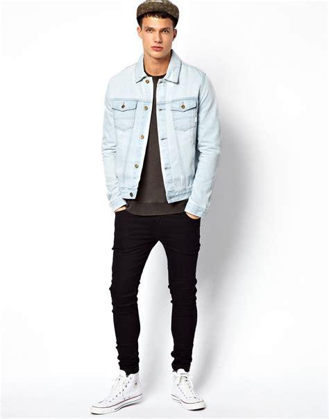 light jean jacket mens light jean jacket men jacket to