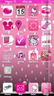hello kitty themes for nokia x hello kitty themes for android nokia and other mobiles